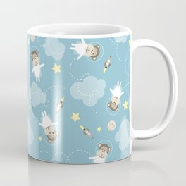Dreaming in space Coffee Mug