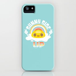 Sunny Side Up! iPhone Case