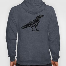 The three-eyed crow Hoody