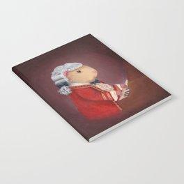 Guinea Pig Mozart Classical Composer Series Notebook