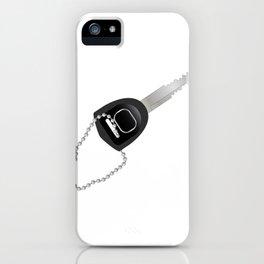 Ignition Key iPhone Case