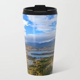 Colorado Foliage Metal Travel Mug