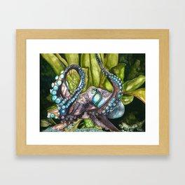Ozzie Framed Art Print