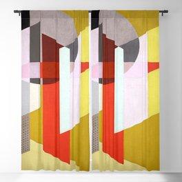 Laszlo Moholy Nagy Z VII Blackout Curtain