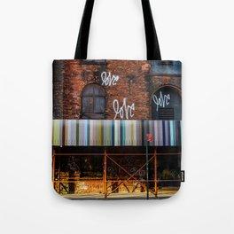 Love. Dumbo Brooklyn Tote Bag