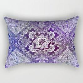 the big blue of 4 diamonds Rectangular Pillow