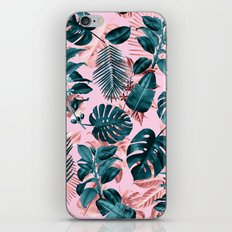 Tropical Garden III iPhone Skin