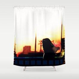 Belarusian Shower Curtain