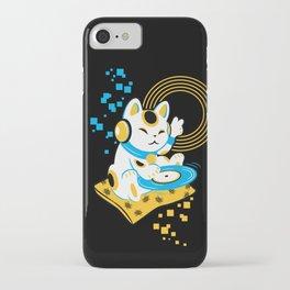 DJ Maneki iPhone Case