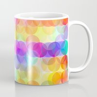 bubbles Mugs featuring Bubbles by Ornaart