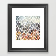 connections 5 Framed Art Print