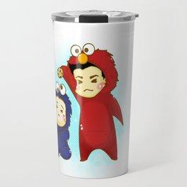 Chibi Baby Sterek 04 Travel Mug