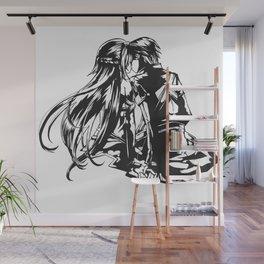 Asuna & Kirito Love Wall Mural