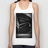 boat Tank Tops featuring boat by habish