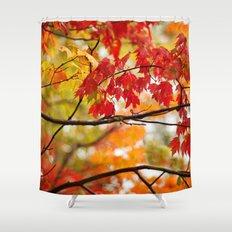 Autumn Bliss Shower Curtain