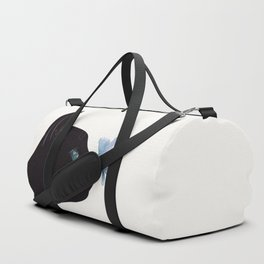 Cat and Butterfly Duffle Bag