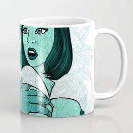 foreplay and leaves Coffee Mug