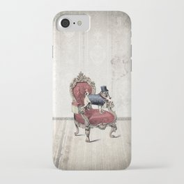 The Imperial Pug iPhone Case