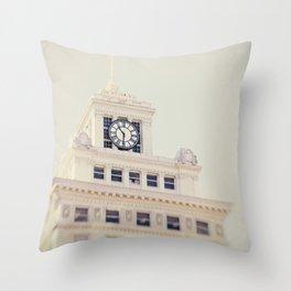 Jackson Tower Throw Pillow