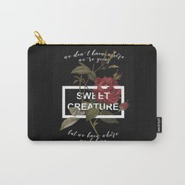 Harry Styles Sweet Creature Carry-All Pouch