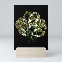 Lonely Hydra Mini Art Print