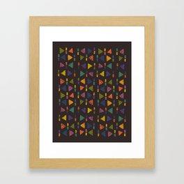 Coyoacán Framed Art Print