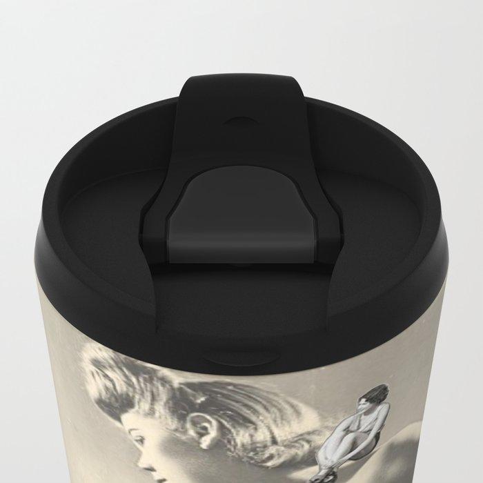 My Pear Drop Dream Metal Travel Mug