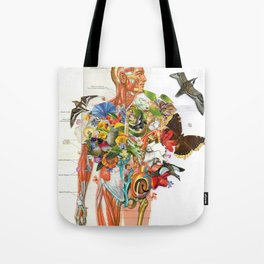 Muscles Tote Bag