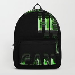 Can you hear me? Backpack