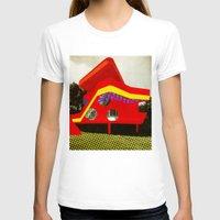 bauhaus T-shirts featuring BauHaus 1 by Marko Köppe