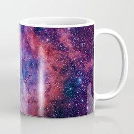 The Rosette Nebula, Caldwell 49, H II region Coffee Mug