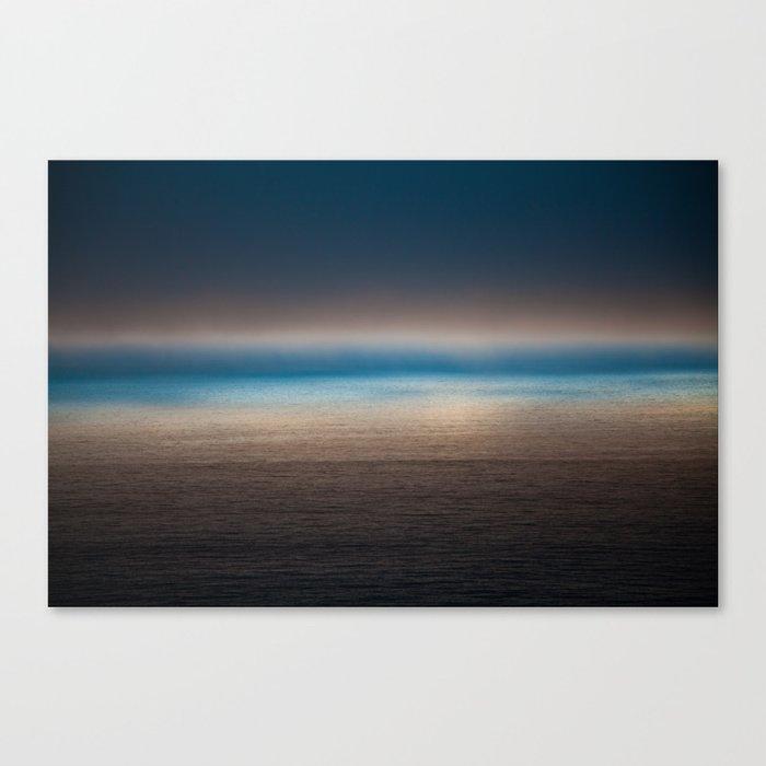 Big Sur Horizon Canvas Print