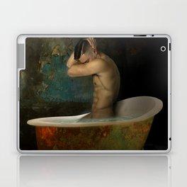 male nude Laptop & iPad Skin