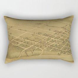 Bastrop 1887 Rectangular Pillow
