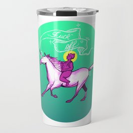 "Inner peace ""c"" Travel Mug"