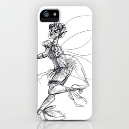 Fairy from the Otherworld iPhone Case