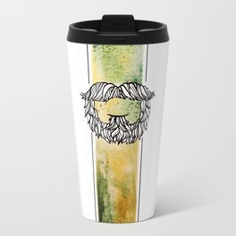 Beard Anyone? Travel Mug