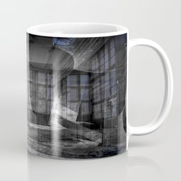 Looking Back at the Past Coffee Mug
