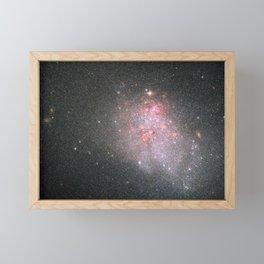 Twinkling Stars Framed Mini Art Print