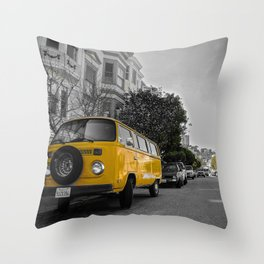 Combi Throw Pillow