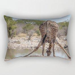 Giraffe 8 Rectangular Pillow