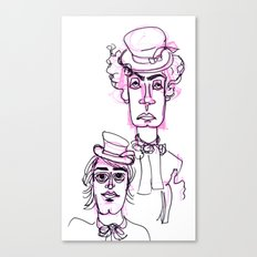 Hatters  Canvas Print