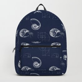 The Amazing Seafaring Nautilus Backpack