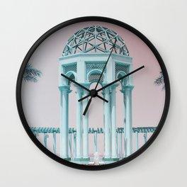 Retro Kuwait Wall Clock