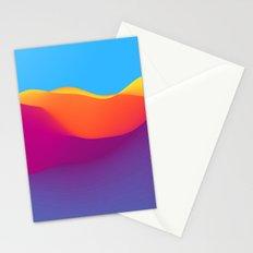 Rainbow Desert Stationery Cards