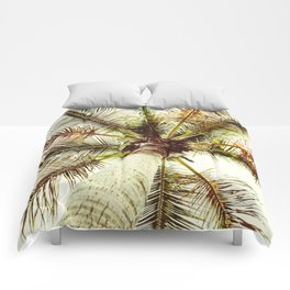 Perfect Palm Tree Comforters
