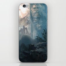 Forest Trip iPhone Skin