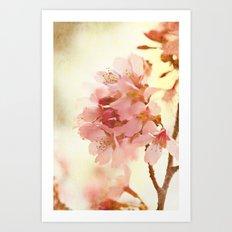 Soft and Breezy Art Print