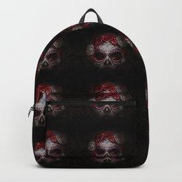 Thousands of skulls Backpack