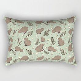 Kiwi Bird Rectangular Pillow
